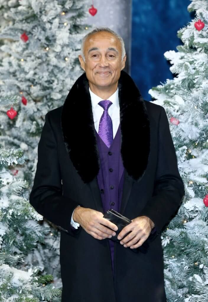 Last Christmas UK Premiere Andrew Ridgeley copyright 2019 Getty Images
