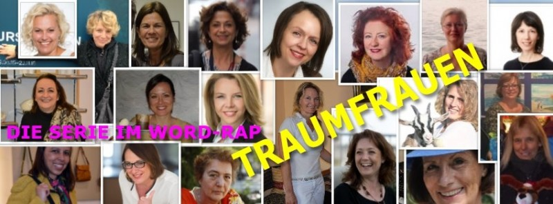 Traumfrauen Collage