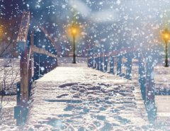 when the snow falls fastjustperfect